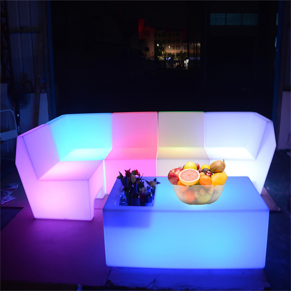 Sofa Led Modern Outdoor Furniture Plastic Led Sofa Led Chair Light Lighting Furniture Chair Lights Furniture Buy Lights Furniture Plastic Furniture
