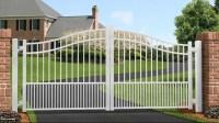 Modern Steel Gates Design,Villa Steel Gate Designs,Wrought ...
