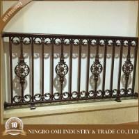 Simple Modern Balcony Steel Grill Designs/terrace ...