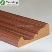 Pvc Wrapped Mdf Moulded Wall Panel Moulding Profiles - Buy ...