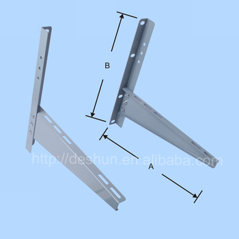 Air Conditioner Support Wall Bracket For Outdoor Unit
