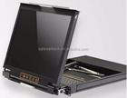 Safewell Rack mount 19 inch 16 port USB PS2 VGA console server KVM