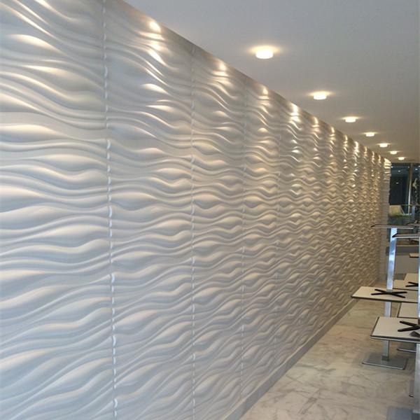 3d Wallpaper For Interior Decoration Textured Bamboo Fiber Materials 3d Design Decorative