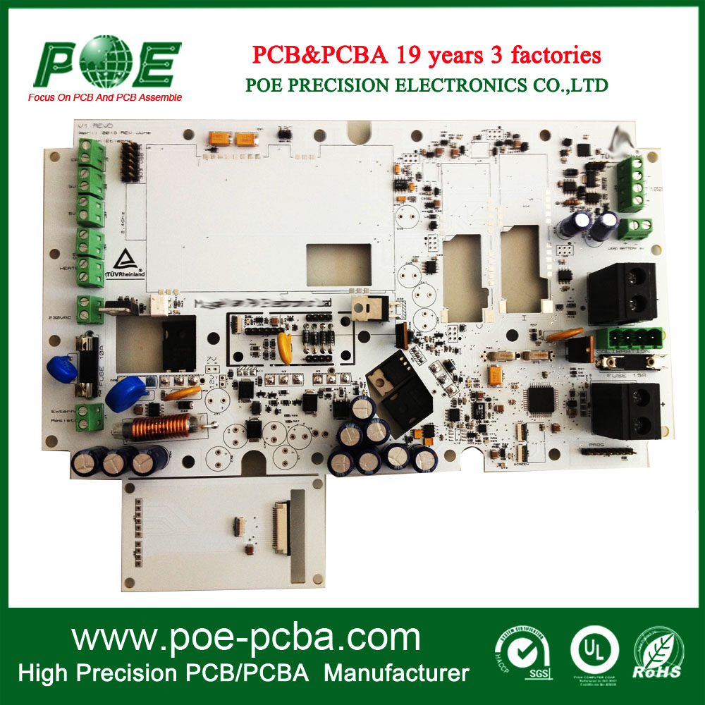 Electronic One Stop Pcb Assembly Pcba Manufacturer In Auto Pcbacircuit Panelcontrol Circuit Board High Quality Oem