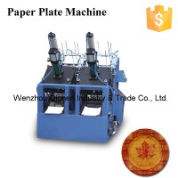 Paper Plate Manufacturing Process Make Paper Plate Indian ...