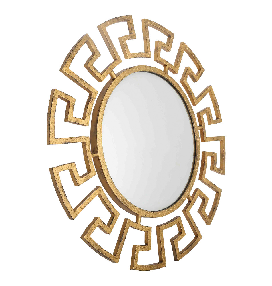 Sun Shaped Mirrors Cheap Unique Gold Iron Round Sun Shaped Glass Mirrors Decor Wall Buy Mirrors Decor Wall Glass Mirrors Decor Wall Unique Glass Mirrors Decor Wall