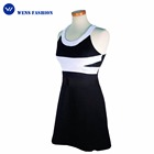Factory Wholesale Hot Sale Custom Best Tennis Skirts Without Packets Tennis Dresses For Women