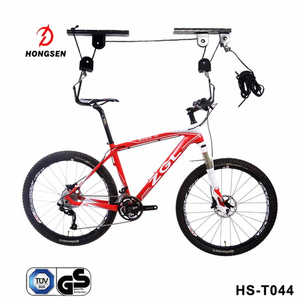 Bike Rack For The Garage Wall Bicycle Rack Garage Pulley Racks Ceiling Bike Storage Rack Bicycle Hanger Pully Lift Buy Bicycle Lift Ceiling Bike Rack Bike Hanger Pulley