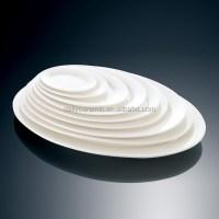 Wholesale Ceramic Plate Cheap Bulk White Porcelain Dinner ...