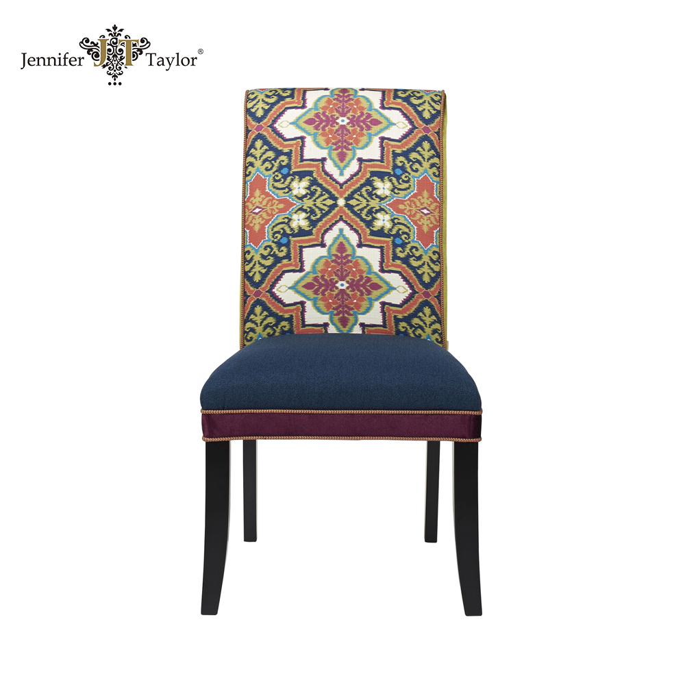 Dining Room Chair Fabric Mid Century Modern Fabric Patch Work Chair Dining Room Furniture Upholstery Table Chair Buy Chair Table Chair Dining Room Chairs Product On