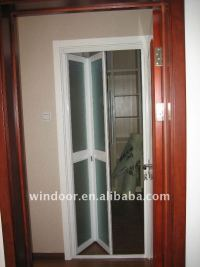 Bathroom Folding Door