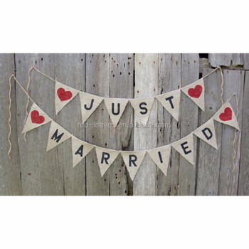 Wedding Banner Happy Anniversary Golden Anniversary 50th Garland