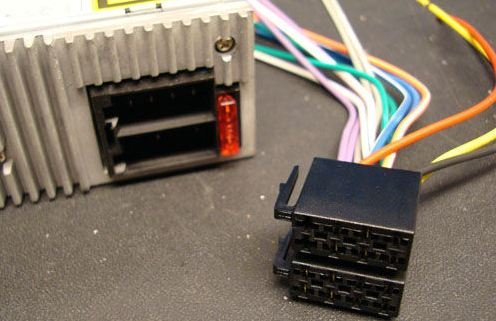 Buy Jensen Phase Linear MP3 DVD Radio Wire Plug Harness VM9311TS