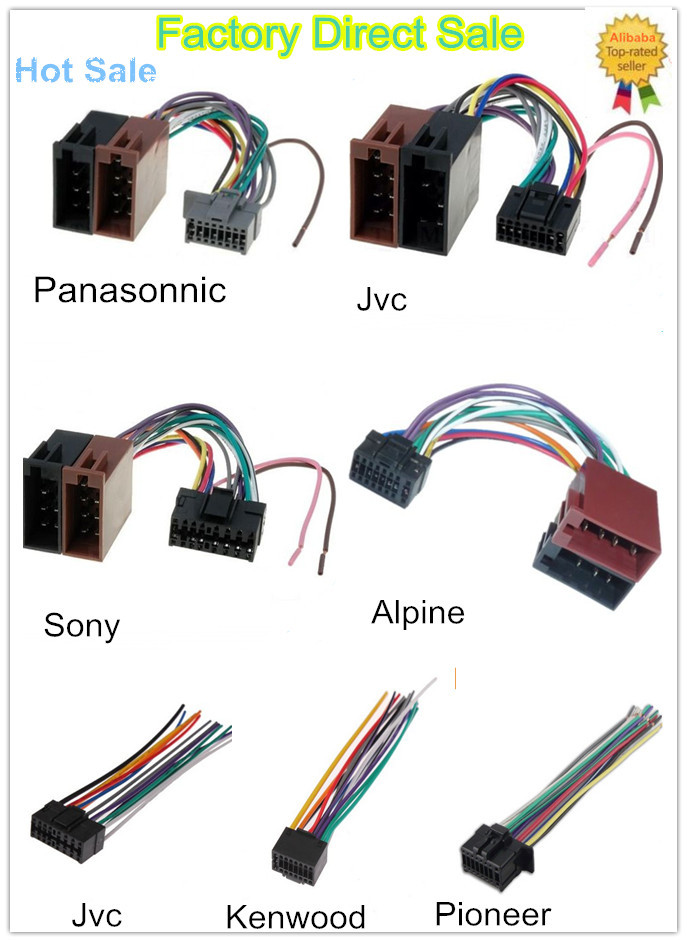 Update For Suzuki Using Wiring Electric Car Stereo Iso Connector