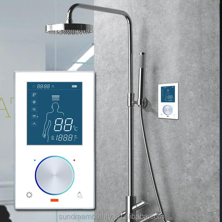 Automatic Shower Room Temperature Control Board
