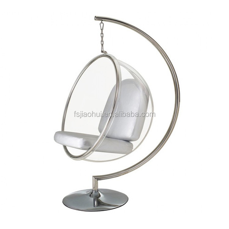 Indoor Hanging Chair Acrylic Hanging Bubble Chair Buy Eero Glass Hanging  Chair