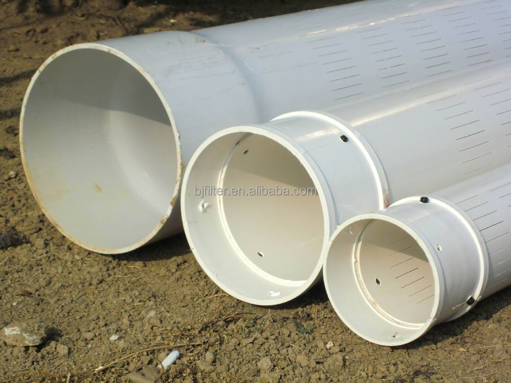 Factory High Pressure Colored Water Filter Slotted Sell
