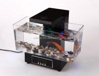 Desk Fish Tank - Hostgarcia