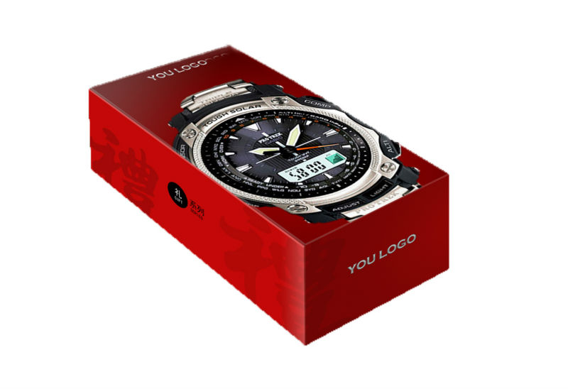 Cool Paper Watch Box Excellent Paper Packing Box For