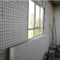 Eps Foam Interior Wall Panel With Wire Mesh For Sale - Buy ...