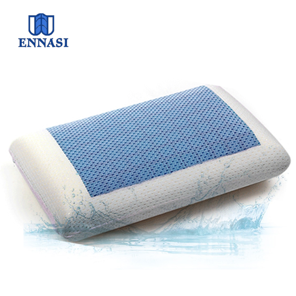 Gel Infused Memory Foam Pillow Comfortable Gel Infused Memory Foam Cooling Gel Pillow Buy Gel Infused Memory Foam Pillow Memory Foam Cooling Gel Pillow Gel Memory Foam Pillow