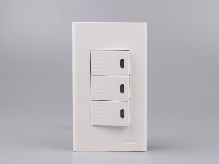 2 Gang 3 Way Switchmulti Function Types Of Lamp Switches