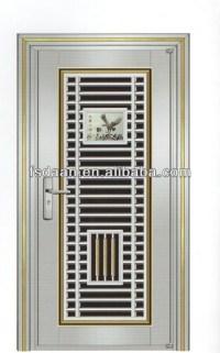 Grill Door & China Wooden Aluminium Grill Design French Door