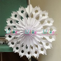 Christmas Window Decorative Snowflake Korean Christmas