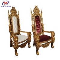 Antique Throne Chairs | Antique Furniture