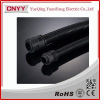 Pe Plastic Flexible Corrugated Pipe Polyethylene Plastic ...