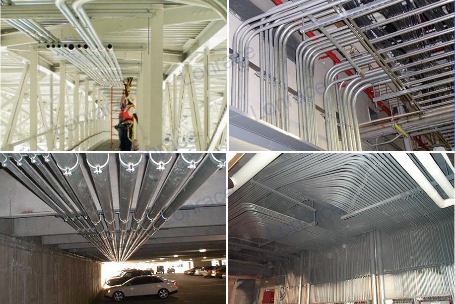High Quality Electrical Emt Pipe/emt Conduit/emt Tube For