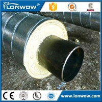 Underground Pipe Insulation Material