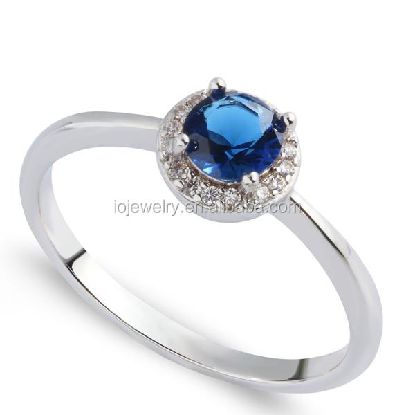 Premium Jewelry Rings Single Stone Ring Designs - Buy Single Stone