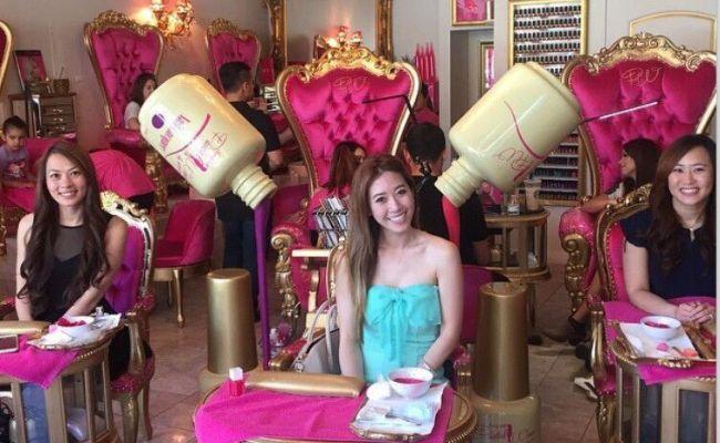Danxueya Royal King Throne Velvet High Back Chairs For Beauty Salon Hotel Wedding Waiting Room