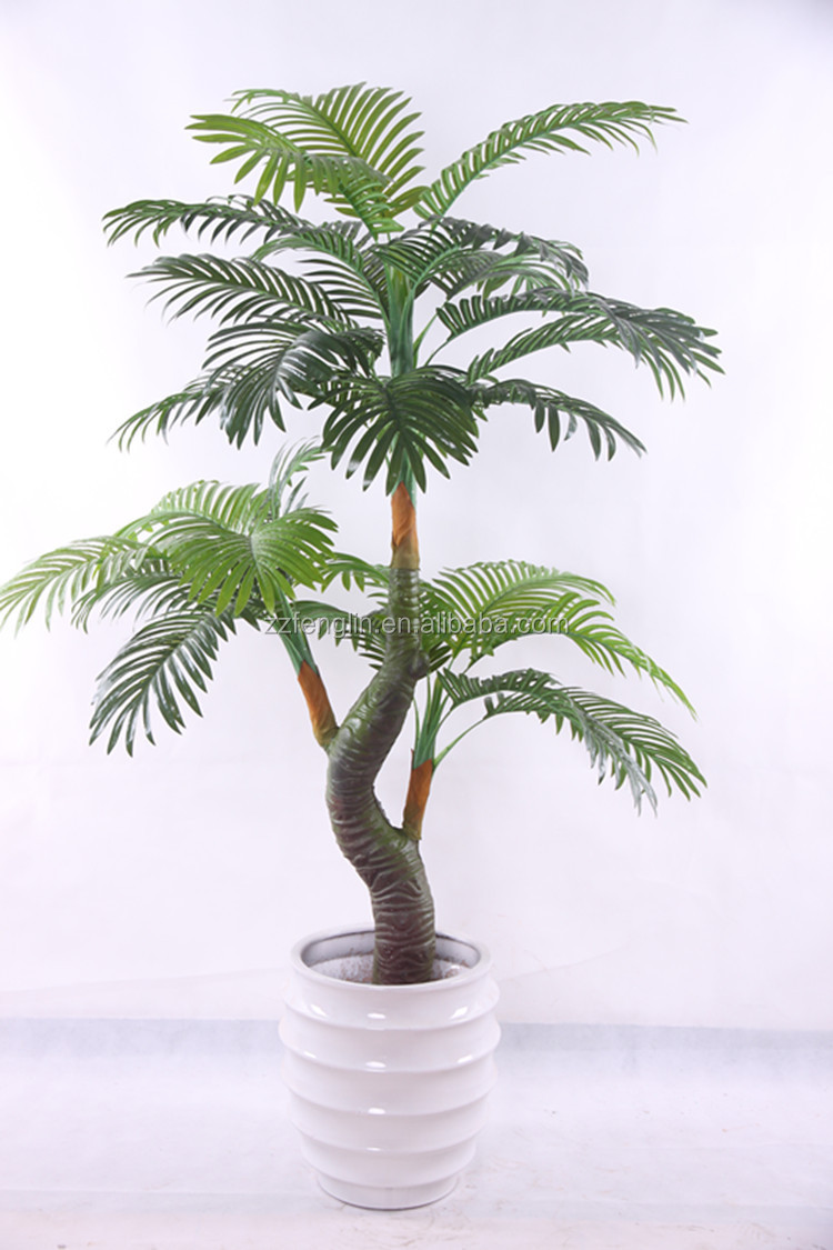 Artificial Chrysalidocarpus Lutescens Wholesale Artificial Indoor Palm Tree Chrysalidocarpus Lutescens Decorative Palm Plant Tree All Kinds Of Palm Tree For Sale Buy Artificial Indoor