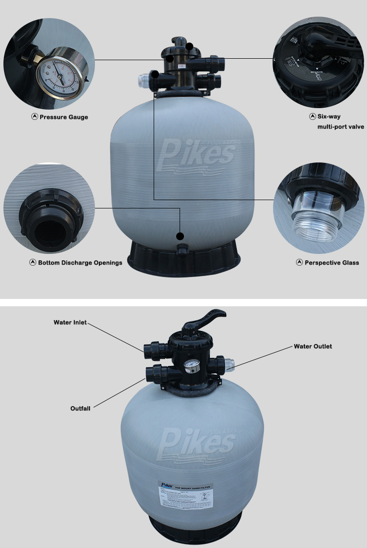 Filteranlage Pool 50m3 Factory Economic Swim Pool Filter System House Sand Filter Swimming Pool Filtration System Buy House Sand Filter Swimming Pool Filtration