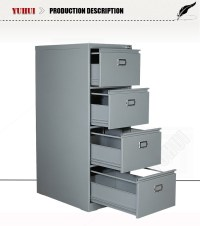Durable Four Drawer File Cabinets Metal Filing Cabinet ...