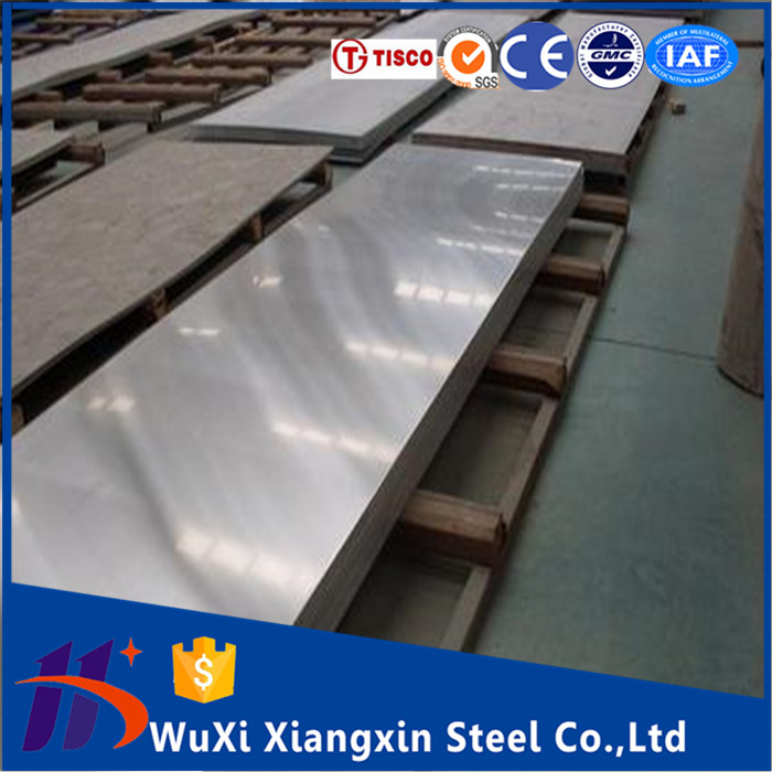 Rvs Plaat 1mm China 2b Afwerking 0.18mm ~ 2.1mm Dikke 2507 Rvs Sheet
