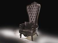 Bomacy-mexico Elegant Design Royal King Throne High Back ...