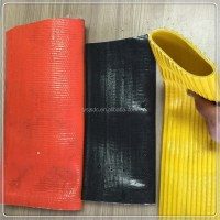 Durable Flat Rubber Hose With Nitrile Rubber Covered ...