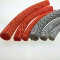 Australian 32mm Orange Pvc Flexible Corrugated Electrical ...