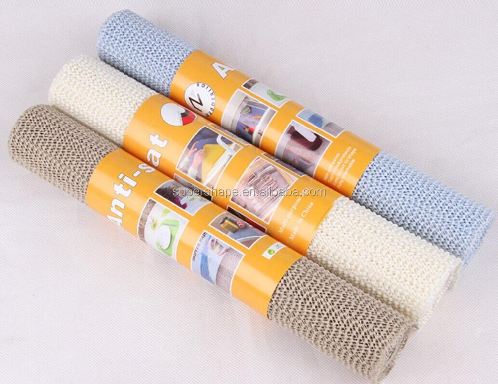 Padded Shelf Liner Finest Grey Fabrictop Drawer Liner