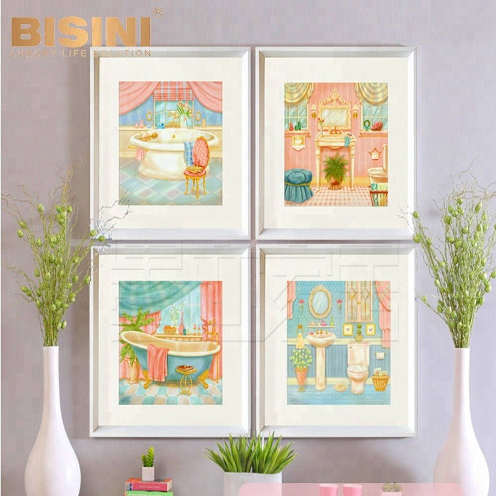 Bathroom Wall Art Decor Bisini Bathroom Wall Art Decor Kids Room Decorative Wall Hanging Art And Craft Bedroom Printing Wall Art Bf07 90002 Buy Wall Art Decor Decorative