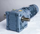 bevel helical gearmotor K series reducer/gear box reducer
