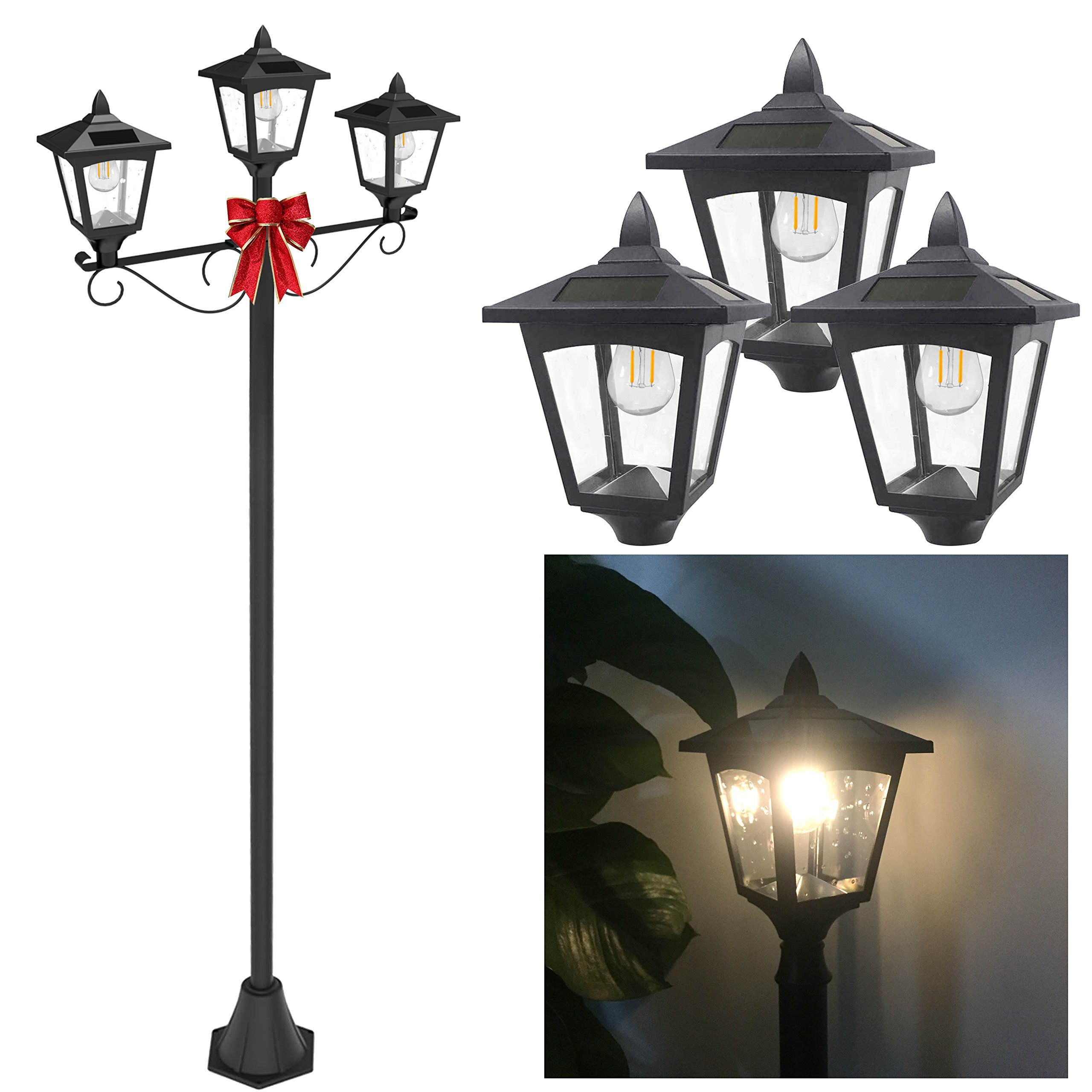 Solar Lamp Post Cheap Solar Lamp Post Light Find Solar Lamp Post Light Deals On
