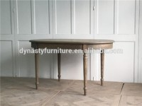 China Manufacturer Malaysian Oak Dining Room Tables