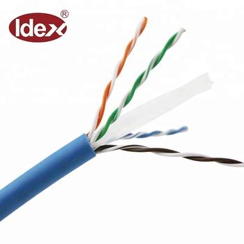 Cat6 Utp 4 Pairs 305m Copper Straight Through Lan Cable - Buy