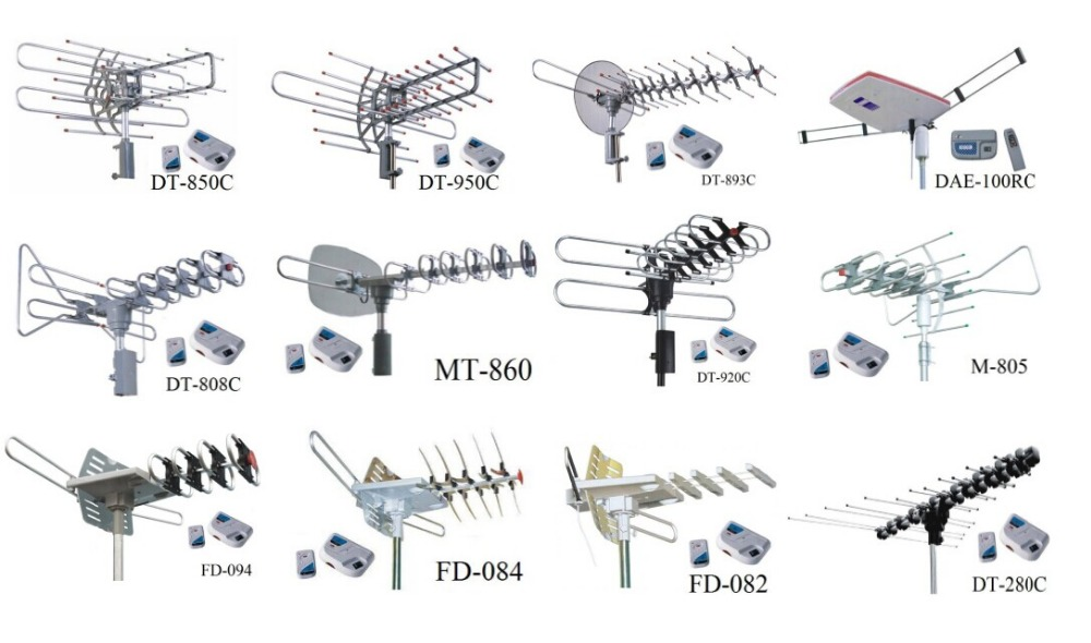 different types of tv tuner