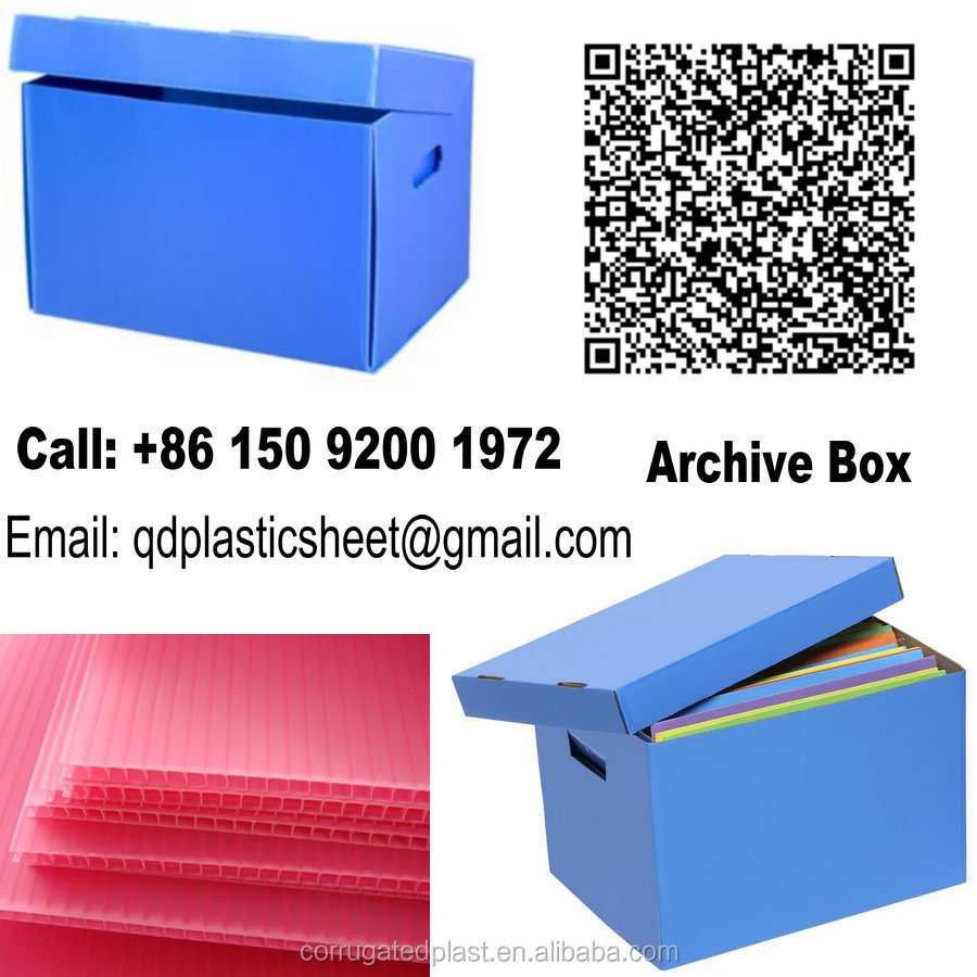 Stationary Boxes Polypropylene Cartonplast Stationery Archive Box Buy Plastic Archive Box Plastic Folding Box Corrugated Plastic Boxes Product On Alibaba