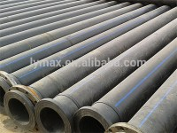 Flexible Dn250mm Hdpe Underground Sewer Pipe - Buy ...